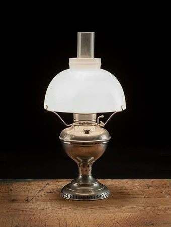 Ansonia lamp USA