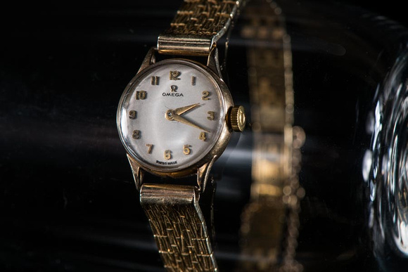 Mid-century wrist watch
